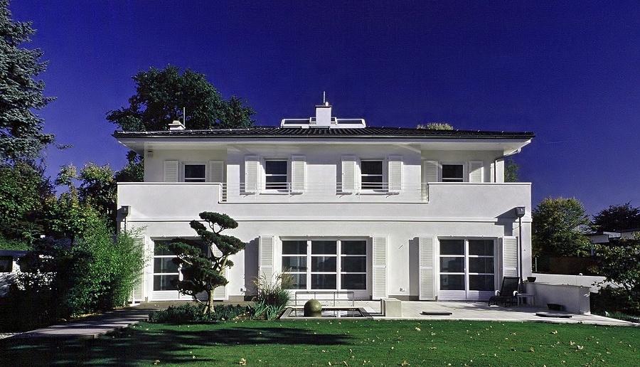 Architekten Bad Homburg villa in bad homburg hsp architekten